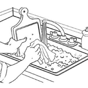 Моющие средства для посуды оптом